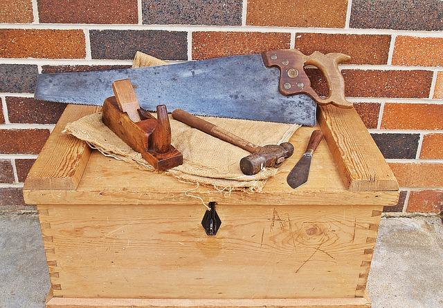 tesařský toolbox