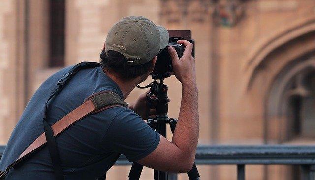 výbojka pro fotografy